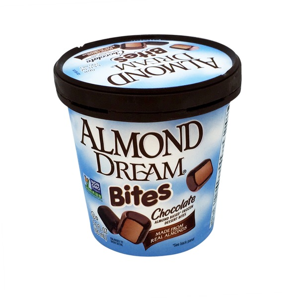 Almond Dream Non-Dairy Chocolate Frozen Dessert Bites