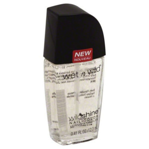 Wet n' Wild Wild Shine Nail Color - Clear Nail Protector