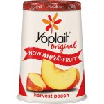 Yoplait Original Harvest Peach Yogurt, 6 oz, 6.0 OZ