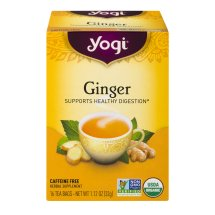 Yogi Ginger Tea Bags - 16 CT