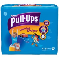 Pull Ups With Learning Designs for Boys 4T-5T Training Pants