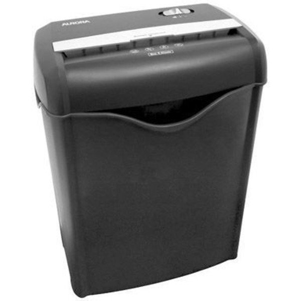 Aurora Natural Crosscut Paper Shredder