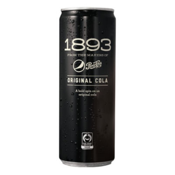 1893 Original Cola Soda