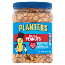 Planters Cocktail Peanuts, 35 Oz