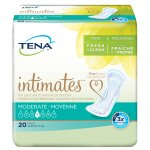 Tena Incontinence Pads for Women, Moderate, Regular, 20 Count
