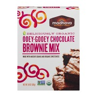 Madhava Ooey-Gooey Chocolate Brownie Mix