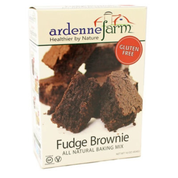 Ardenne Farm Fudge Brownie Baking Mix