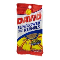 David Sunflower Kernels Roasted & Salted