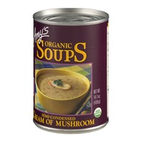 Amy's Organic Soups Cream Of Mushroom Semi-Condensed