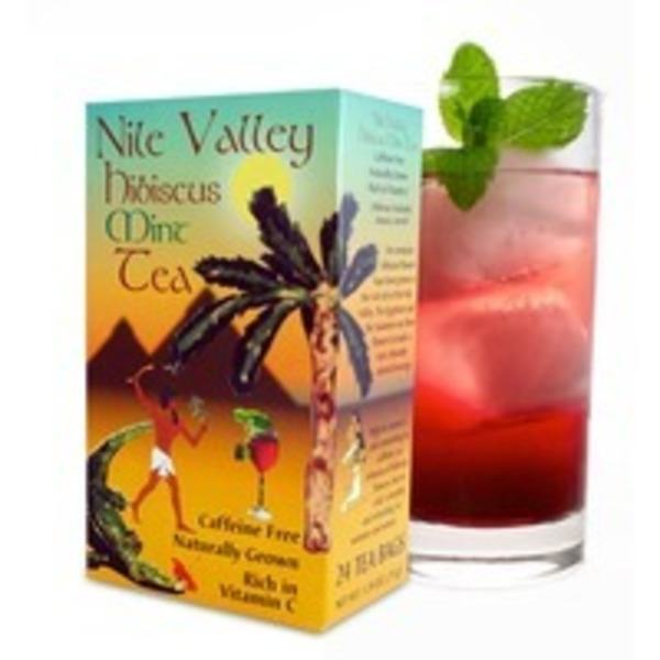 Nile Valley Hibiscus Mint Tea