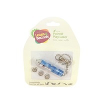 Leaps & Bounds Cat Toy Point & Play Laser