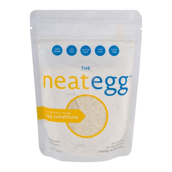 The Neat Egg Neat Egg All Natural Vegan Egg Substitute