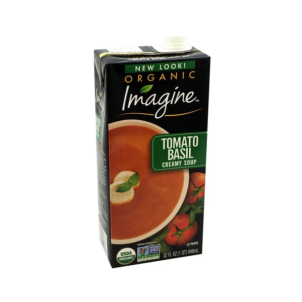 Imagine Foods Creamy Tomato Basil Soup