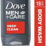 Dove Men+Care Deep Clean Body and Face Wash 18 oz