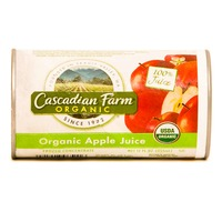 Cascadian Farm Organic Apple Frozen Concentrate 100% Juice