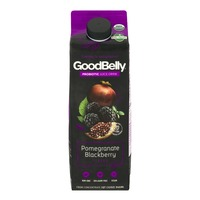 Good Belly Probiotics Juice Drink Pomegranate Blackberry Flavor