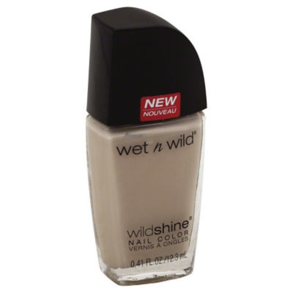 Wet n' Wild Wild Shine Nail Color - Yo Soy