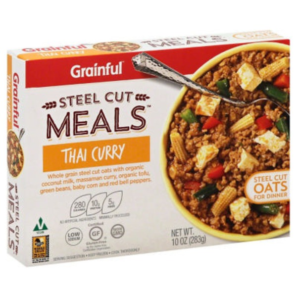 Grainful Thai Curry, Mild