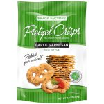 Snack Factory Pretzel Crisps, Garlic Parmesan, 7.2 Oz