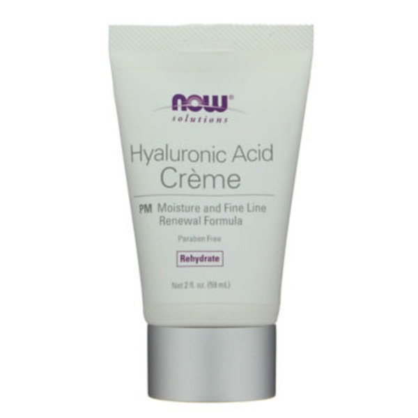 Now Solutions Hyaluronic Acid Creme PM