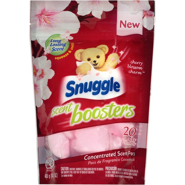 Snuggle Scent Boosters Cherry Blossom Charm Scent Pacs