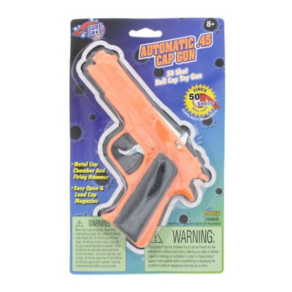 Imperial Toy Automatic .45 Cap Gun