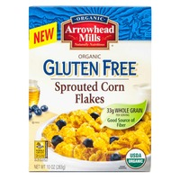 Arrowhead Mills Gluten Free Cereal Sprouted Corn Flakes