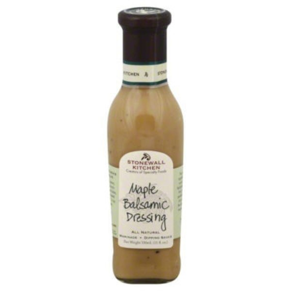 Stonewall Kitchen Dressing, Maple Balsamic