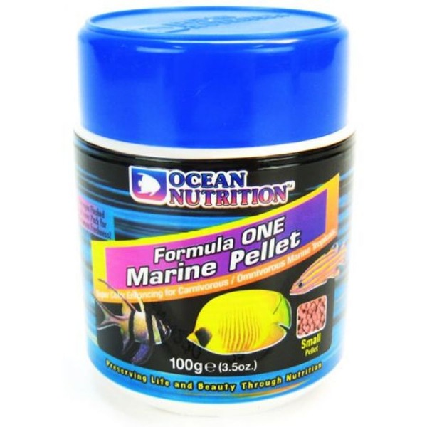 Ocean Nutrition Small Formula One Marine Pellets