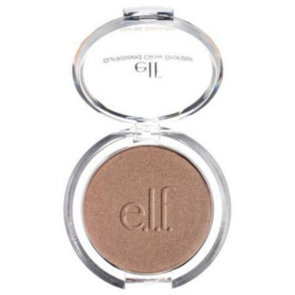 e.l.f. Sunkissed Glow Bronzer - Warm Tan