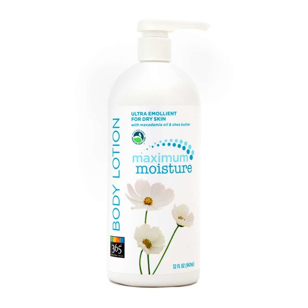 365 Maximum Moisture Body Lotion