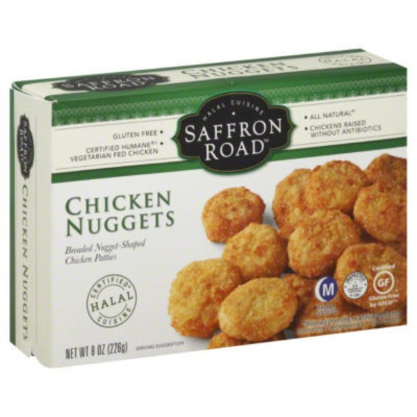 Saffron Road Chicken Nuggets