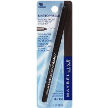 Maybelline New York Unstoppable Eyeliner Carded, Espresso, 0.01 Oz