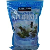 Kirkland Signature Raw Shrimp