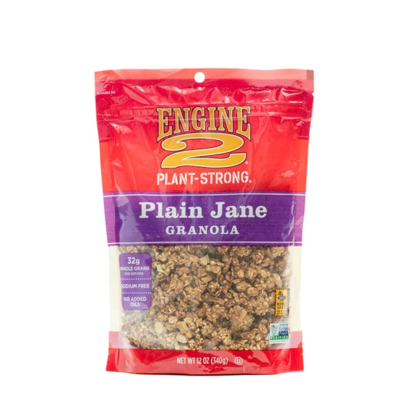 Engine 2 Plain Jane Granola