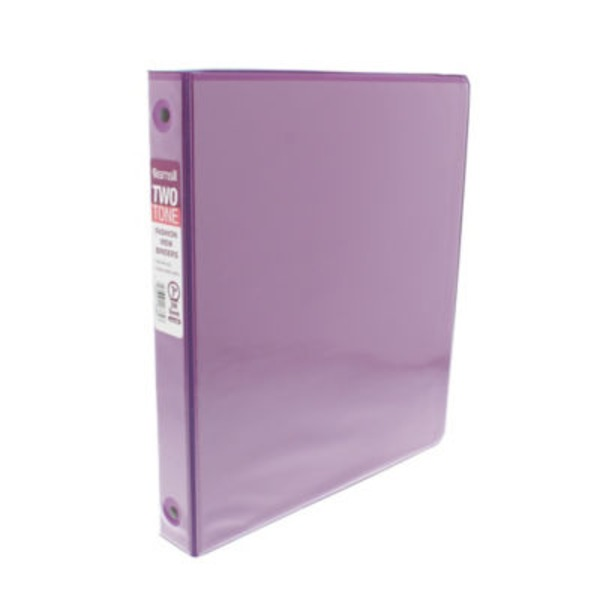 Samsill Two Tone View 1 In Binder