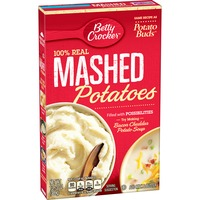 Betty Crocker 100% Real Mashed Potatoes