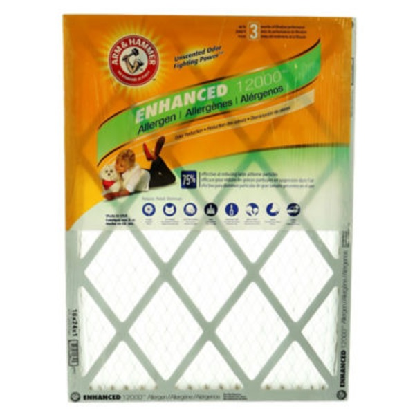 Arm & Hammer 18 X24 X1  Air Filter