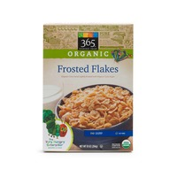 365 Organic Frosted Flakes Cereal