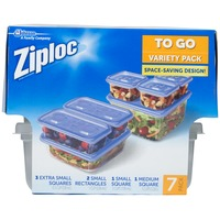 Ziploc To Go Variety Pack Containers