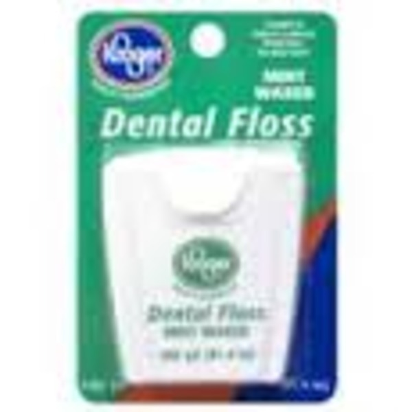 Kroger Mint Dental Floss