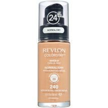 Revlon ColorStay Makeup for Normal/Dry Skin, 240 Medium Beige, 1 fl oz