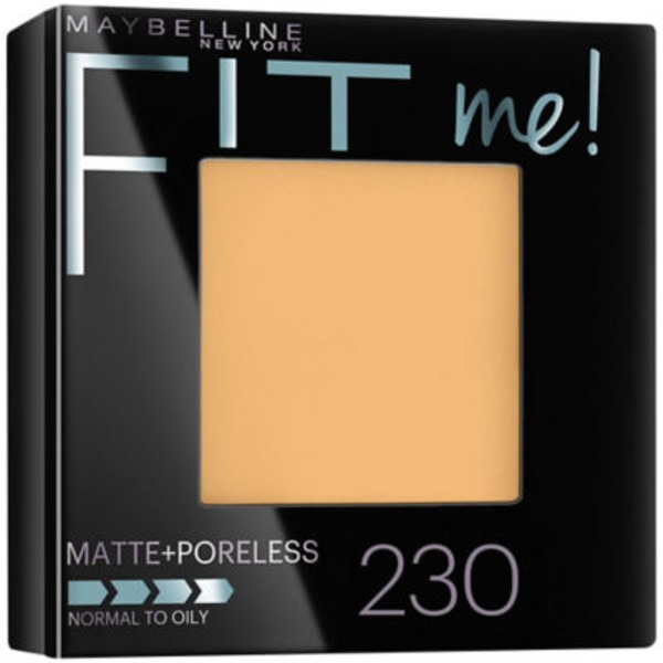 Fit Me® 230 Natural Buff Matte + Poreless Powder
