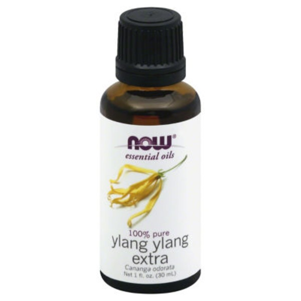 Now Ylang Ylang, Extra, 100% Pure