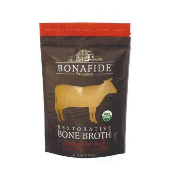 Real True Foods Organic Beef Bone Broth