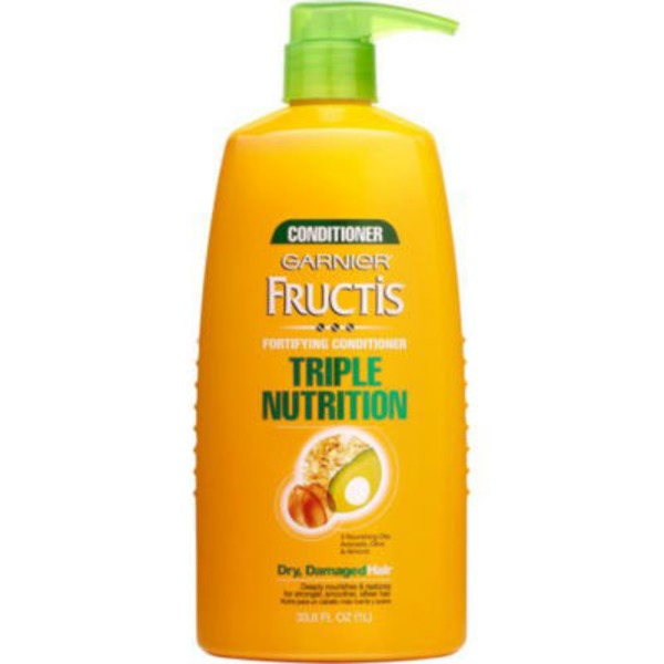 Fructis® For Dry, Damaged Hair Triple Nutrition Conditioner