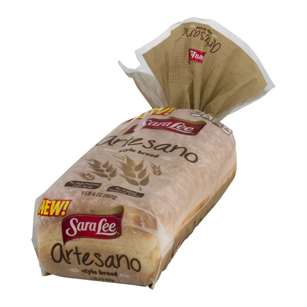 Sara Lee Artesano Bakery Bread