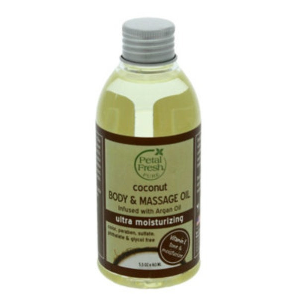 Petal Fresh Coconut Body Oil