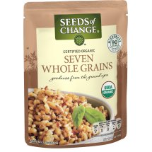 Seeds of Change Seven Whole Grains Rice, 8.5 oz
