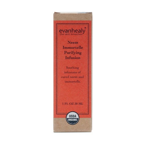 Evanhealy Neem Immortelle Purifying Rescue Infusion Serum